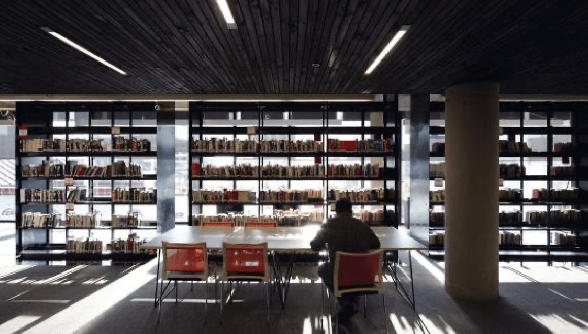 Biblioteca Nicanor Parra